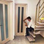 Установка межкомнатных дверей самостоятельно – что нужно знать