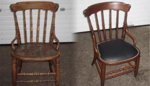 Перетяжка стульев на дому недорого в Ставрополе