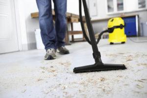 Уборка после ремонта от Домашних мастеров
