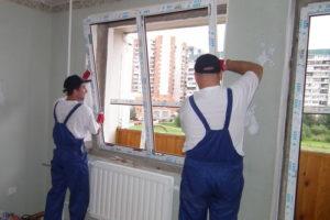 Установка пластиковых окон в Ставрополе